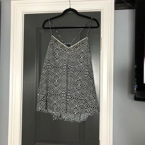 Women's All Over Print Oversized Camisole